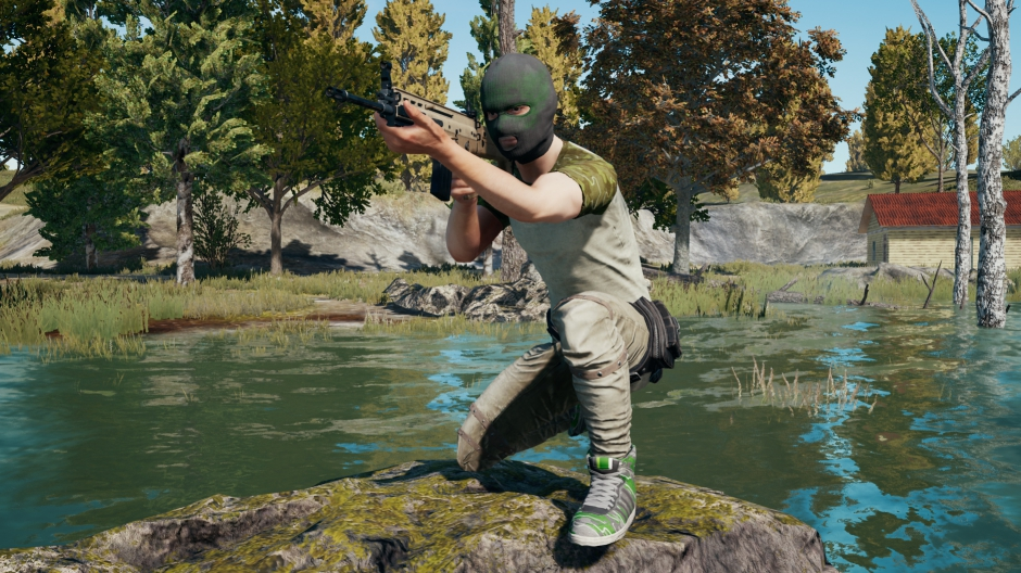 pubg stuck in first person xbox