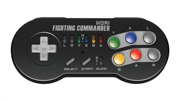 Hori Fighting Commander Controller Nintendo