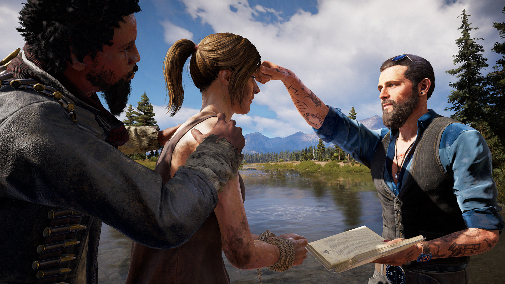 Far Cry 5 Pc System Requirements Revealed For 1080p And 4k Vg247