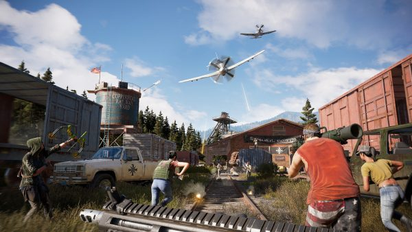 Here's How To Finish Far Cry 5 In 10 Minutes