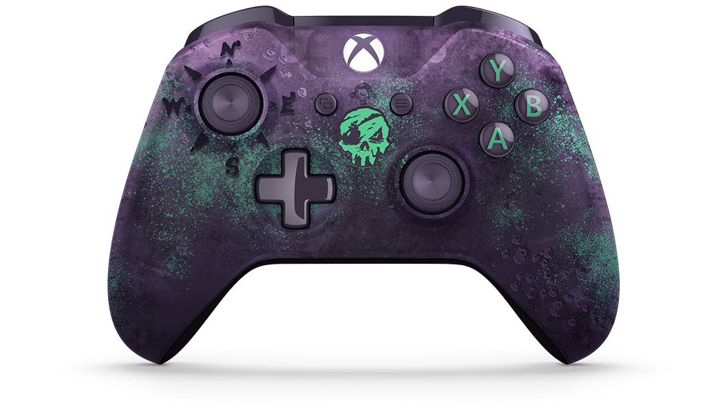 XBox Glow-in-the-Dark Controller to Come with Its Own DLC