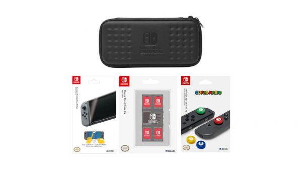 Switch Essentials collection
