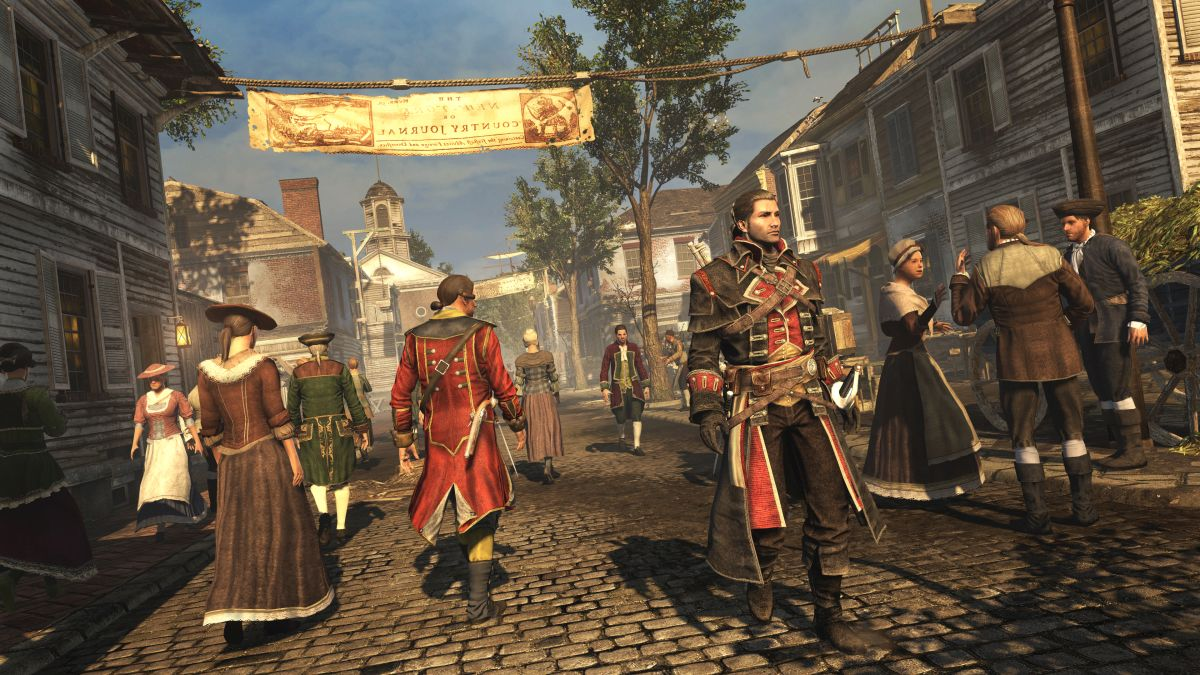 Assassin S Creed Rogue Remastered Out In March With All Content