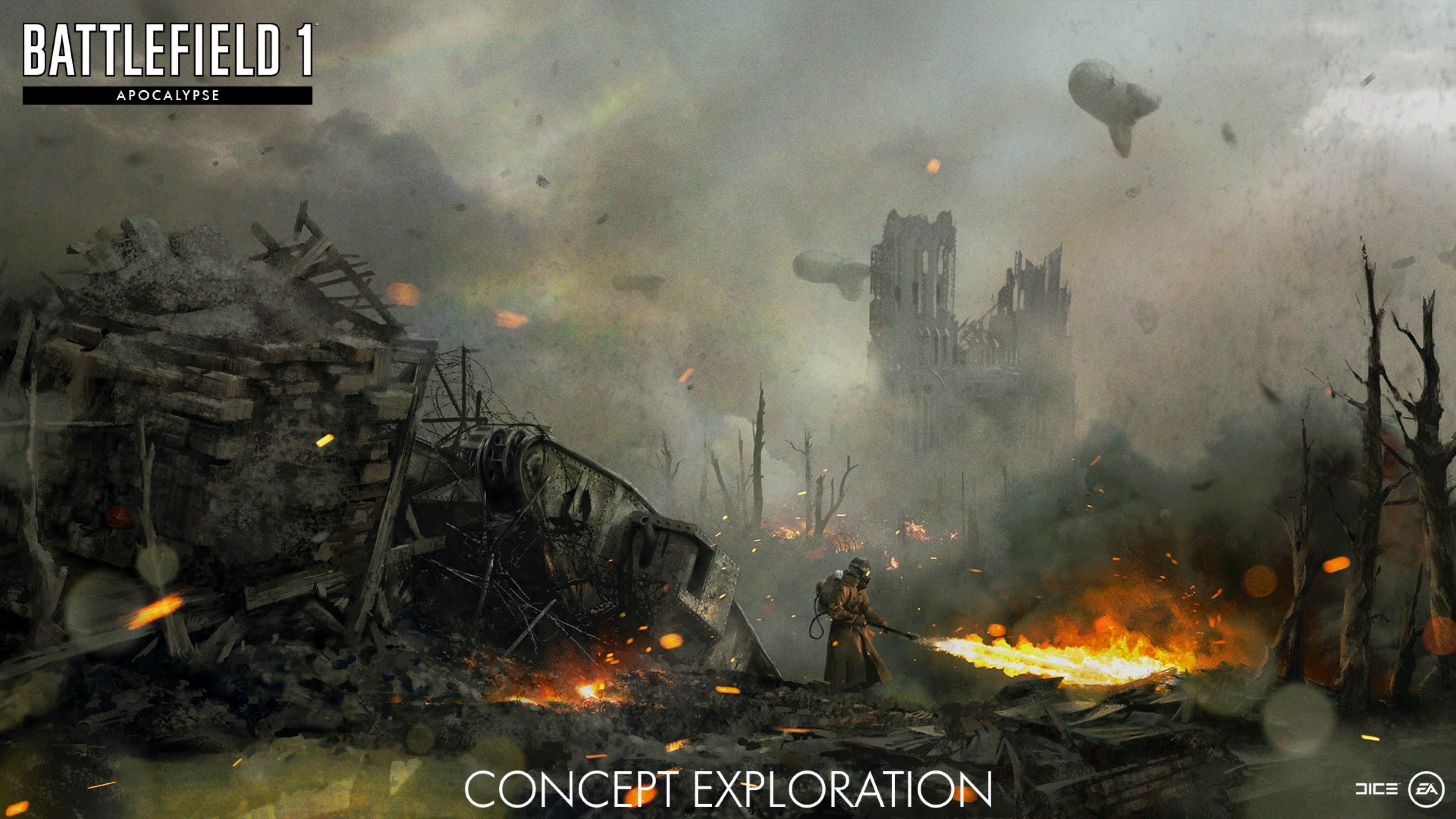 Battlefield 1 Apocalypse Passchendaele