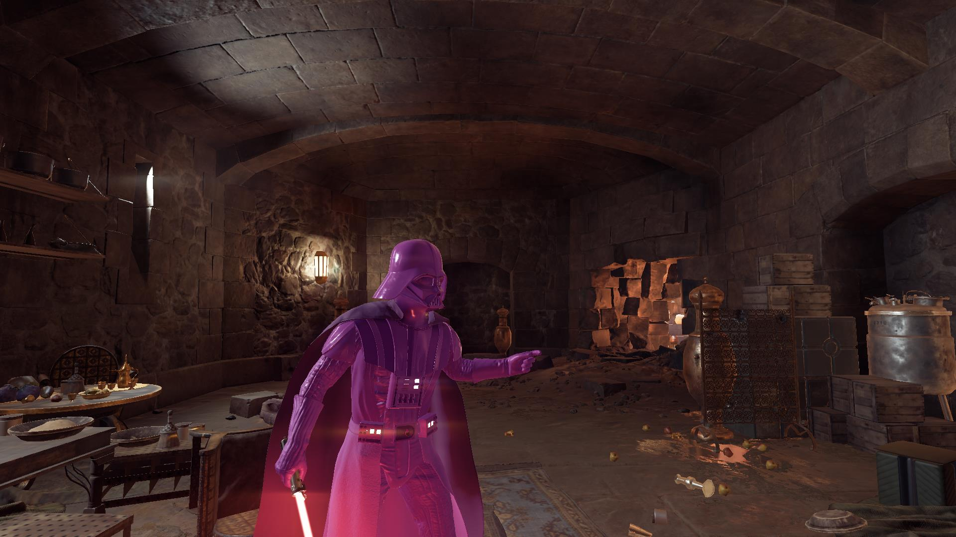 Star Wars Battlefront 2 Mods Let You Play As Pink Darth Vader Matt The Radar Technician From That Snl Skit Vg247