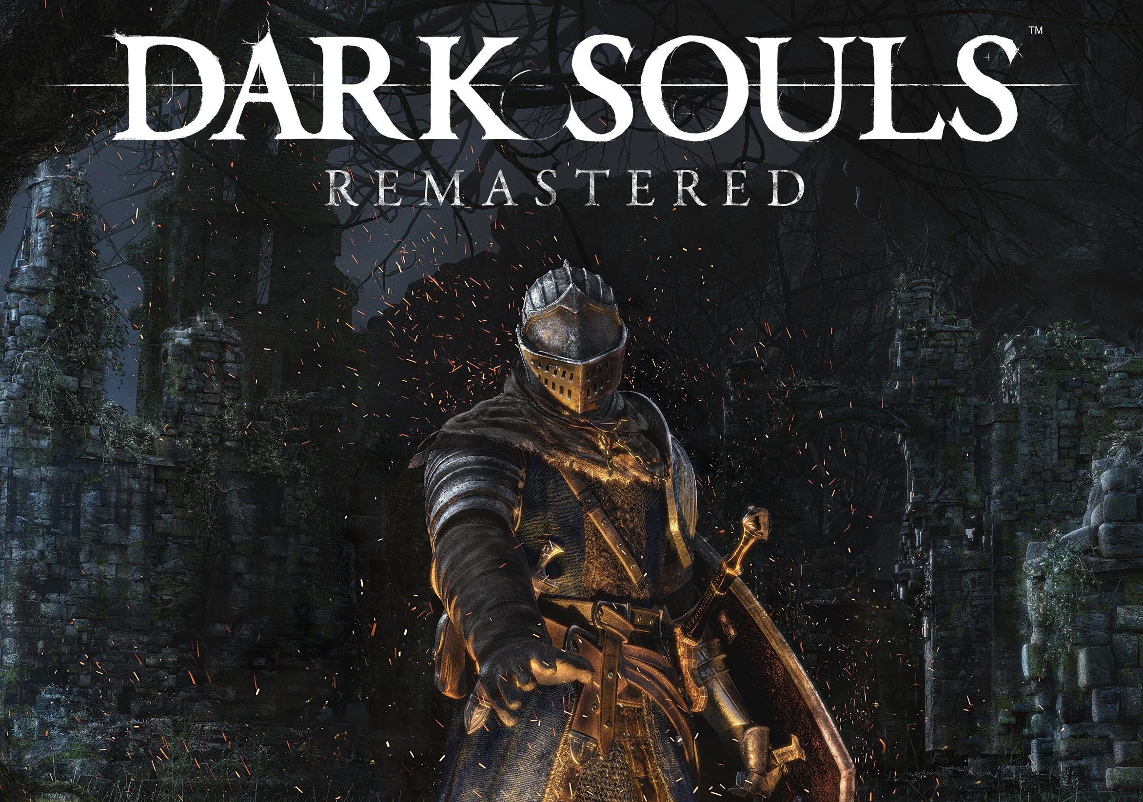Dark Souls Remastered >> Dark Souls Remastered Announced For Nintendo Switch Coming This