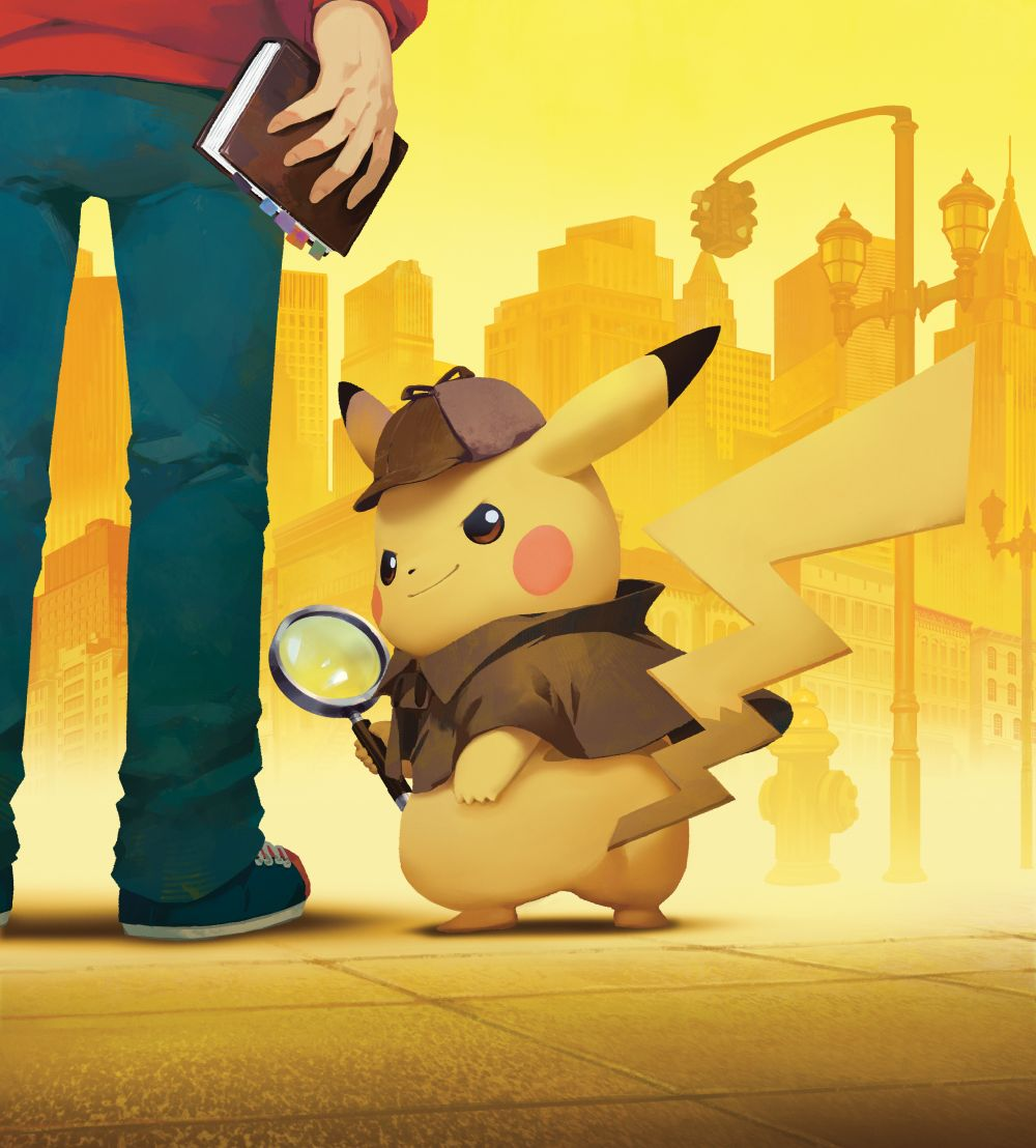 Detective Pikachu is finally coming to North America and Europe