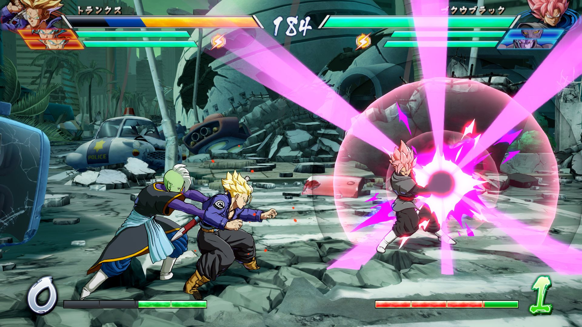 Dragon Ball FighterZ Beta Pre-Load Available on PS4, Xbox One