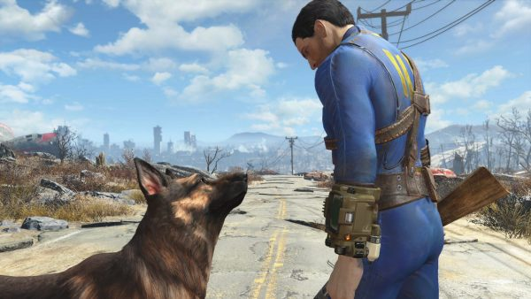 Fallout 4 is now available through Xbox Game Pass