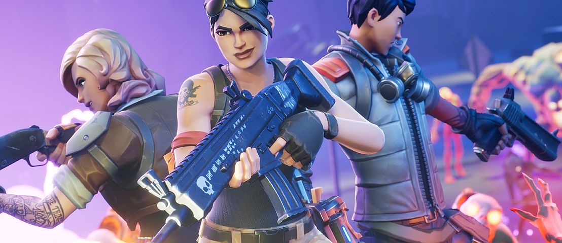 Fortnite After Smg Removal Expect More Items And Weapons To Be