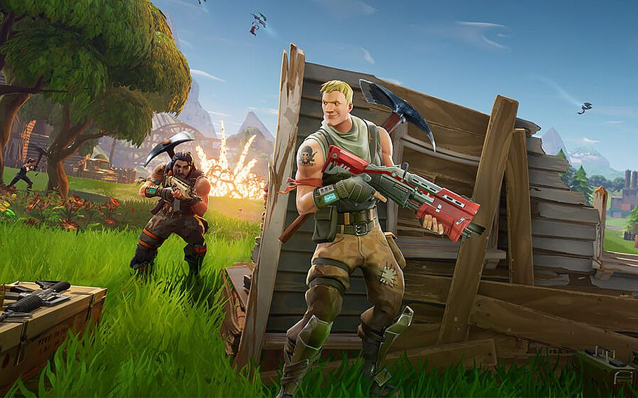 Fortnite Battle Royale hits 40 million players as map update looms