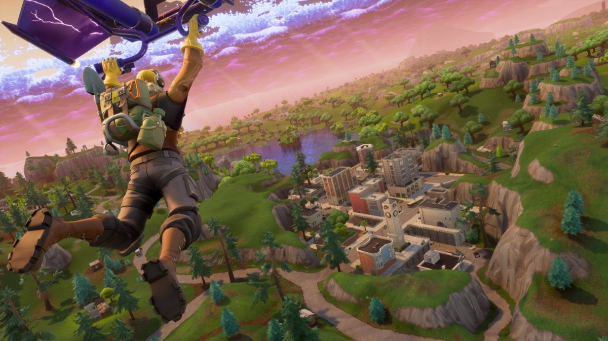 Fortnite New Map Update 2 2 0 Released Full Patch Notes Detail New