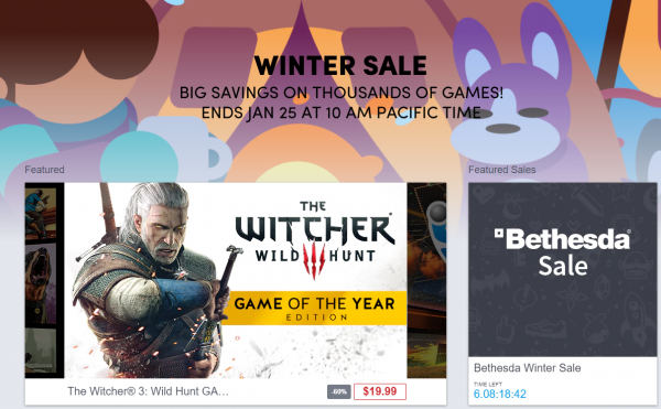 humble winter sale 2018