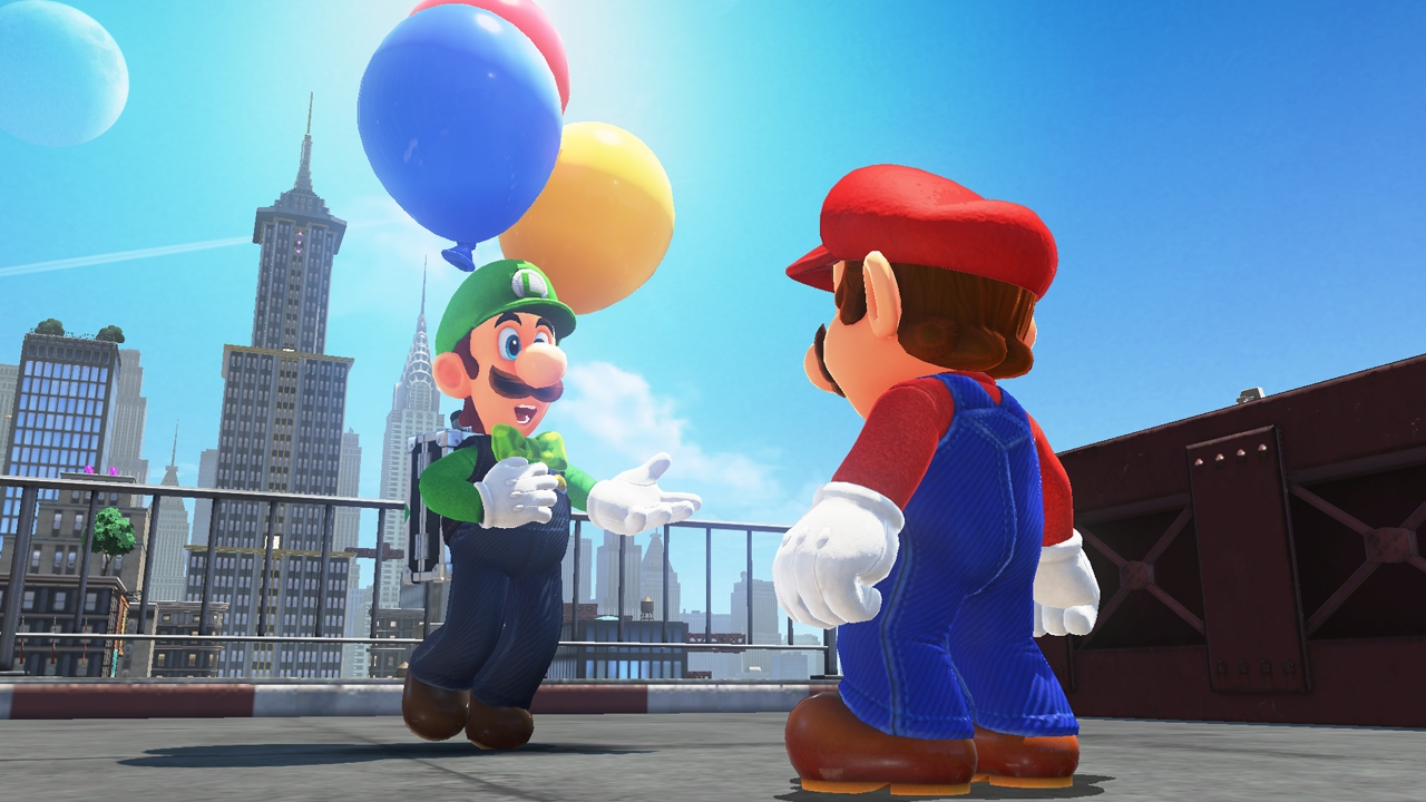 Super mario odysseys free balloon world dlc is out now bringing once thats happened youll be able to participate in competitive online modes where you can hide balloons yourself and challenge other players to find solutioingenieria Choice Image