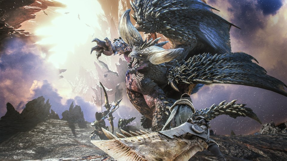 Monster Hunter World: large Title Update out now on PC alongside