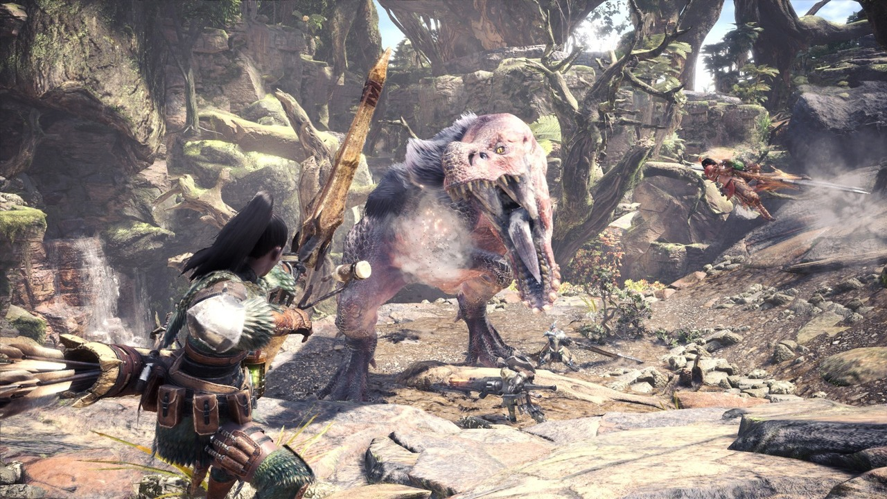 Monster Hunter World: how to invite, join a party and play