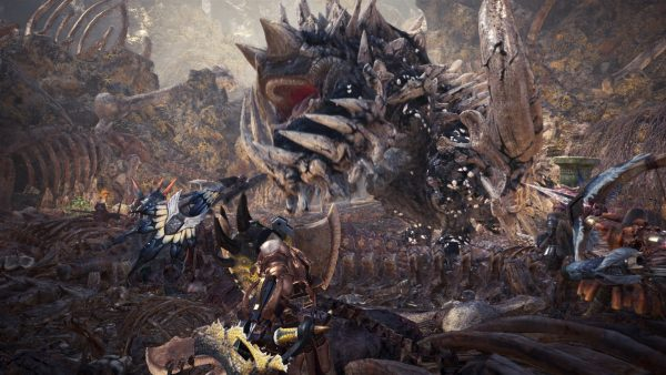 Monster Hunter World: How to get the Impact Mantle and Apothecary
