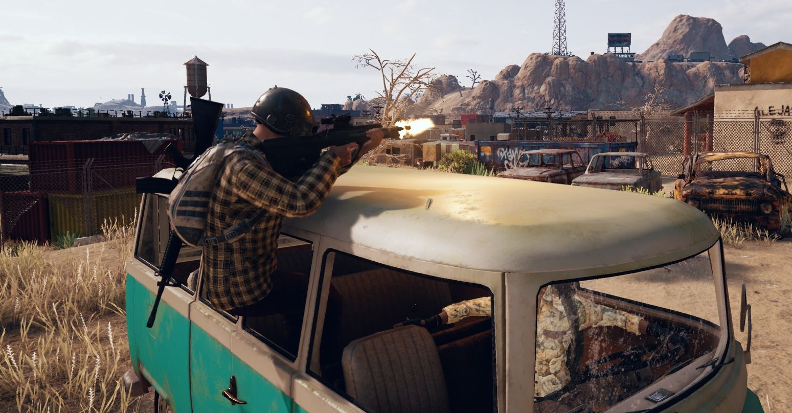 PUBG Corp to Balance Weapons by Nerfing Assault Rifles + Level 3 Helmet Changes