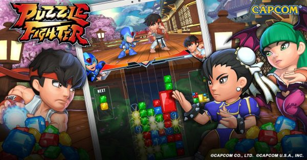 Capcom Decides to Terminate Puzzle Fighter Mobile Game