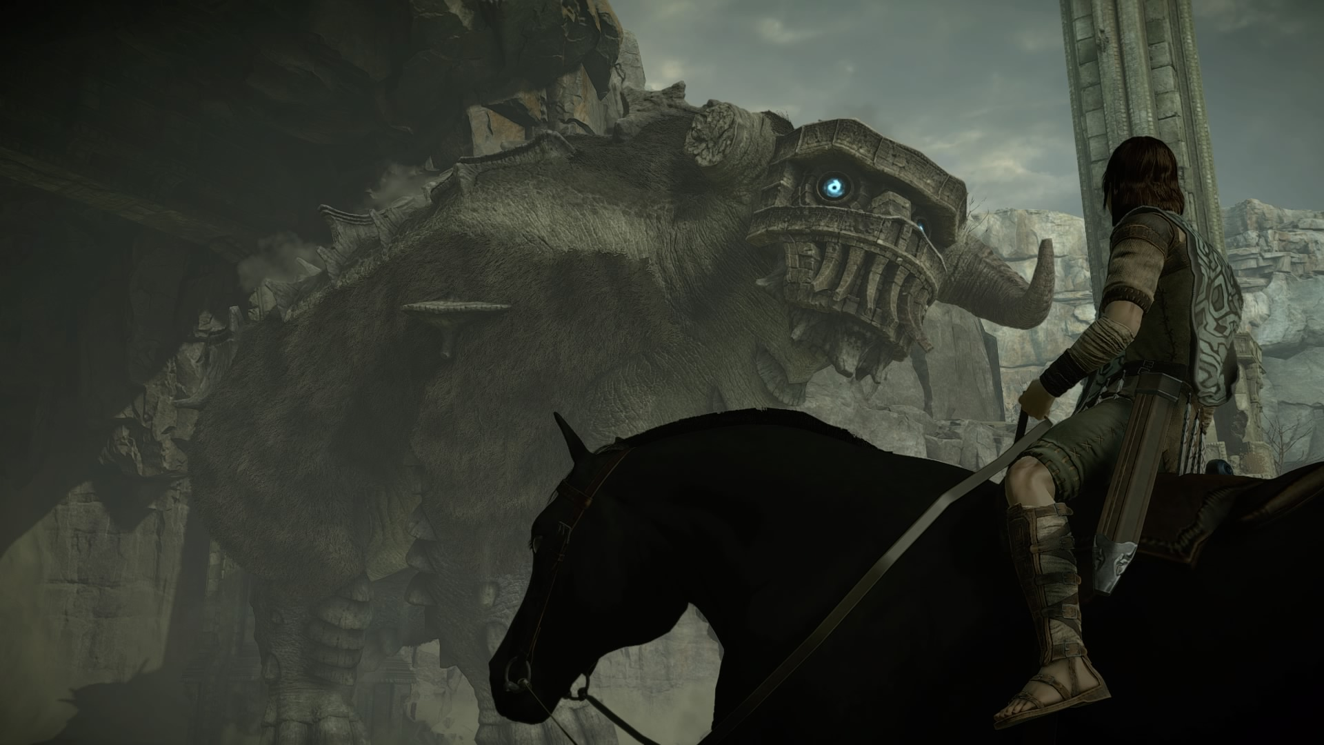 Shadow Of The Colossus How To Beat 2