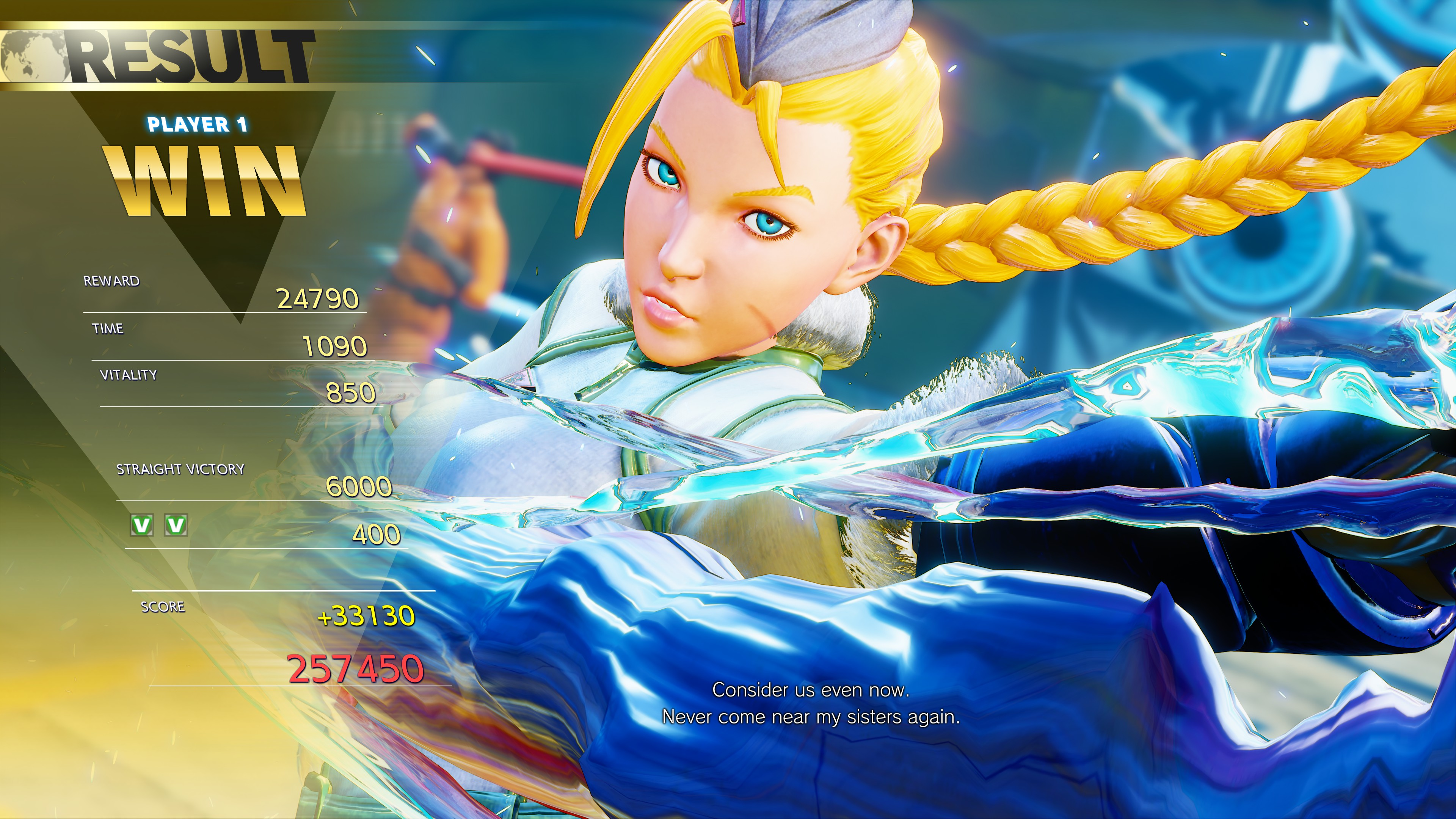 street fighter 5 characters select