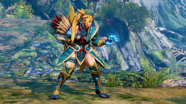 street_fighter_5_monster_hunter__costume_zinogre_mika