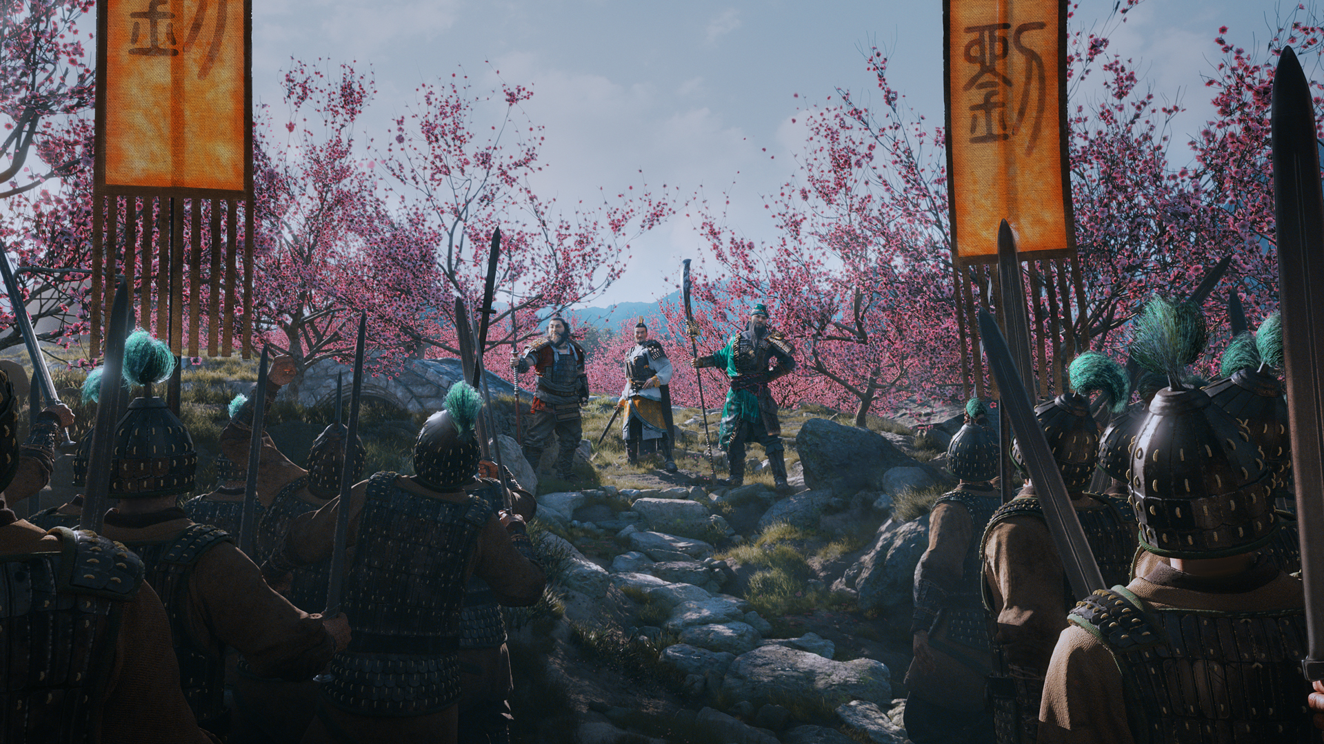 Total War: Three Kingdoms Reveal Trailer & First Details