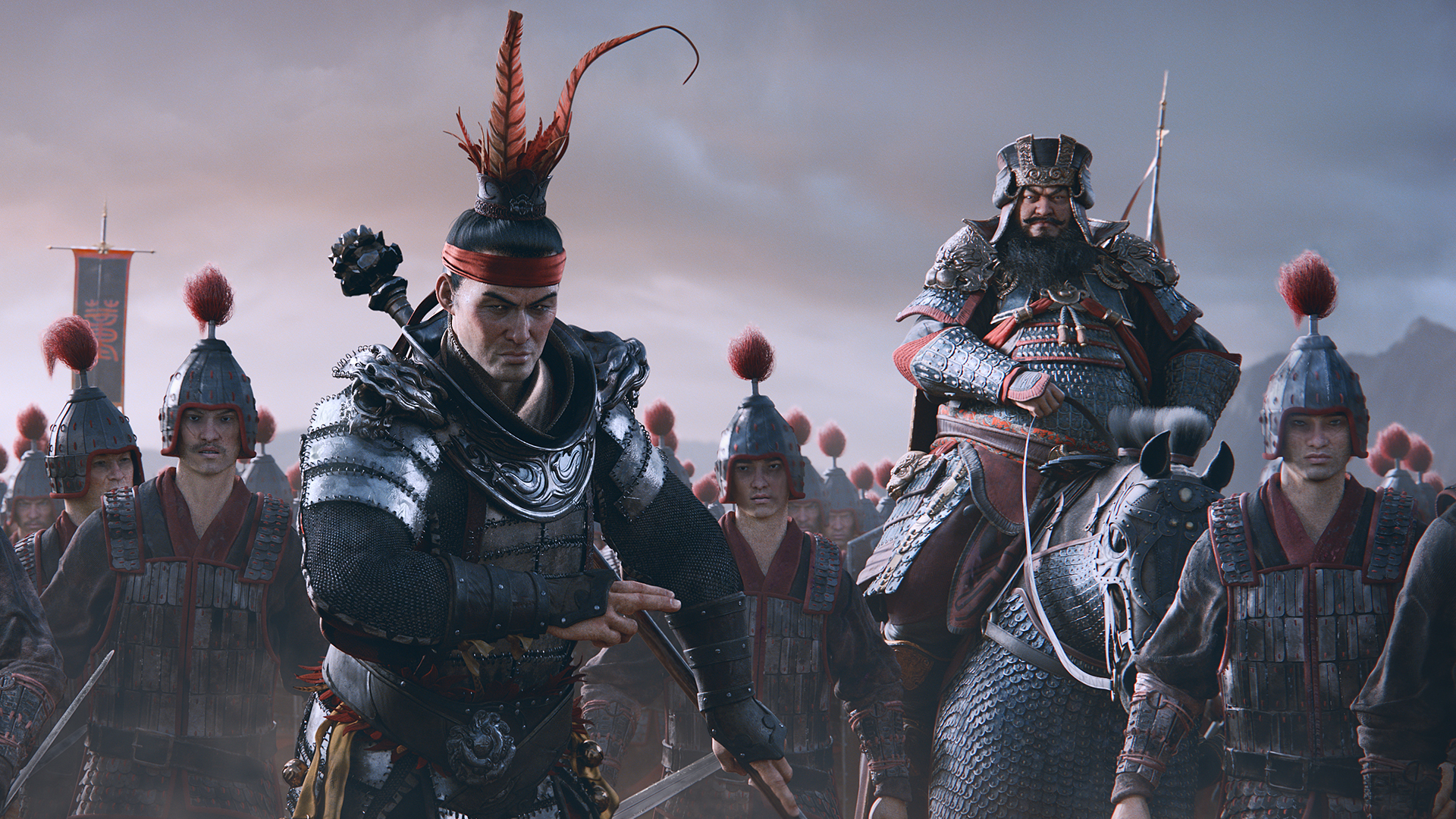 'Total War: Three Kingdoms' Announced - Screens & Trailer