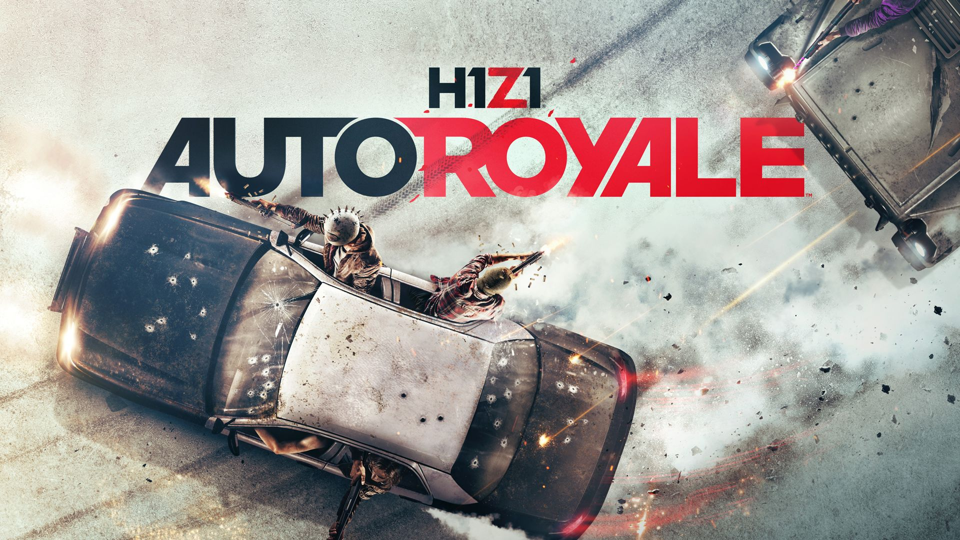 AutoRoyale 16x9 WEB KA 022218 1080 - H1Z1 lastly leaves Early Access with brand-new car fight royale mode