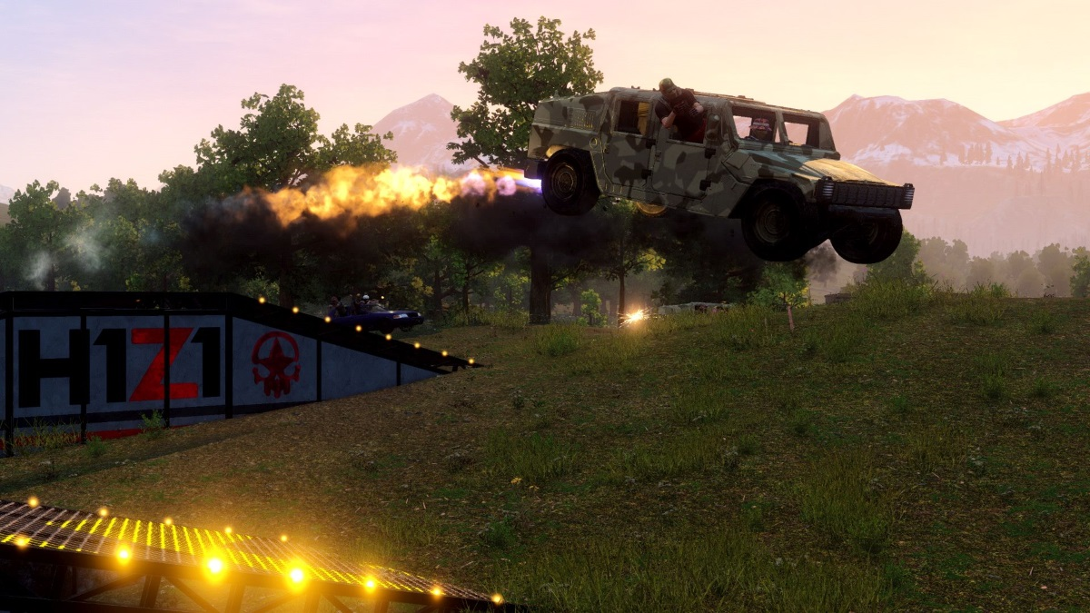 H1Z1 leaves Early Access today, adds new gameplay mode