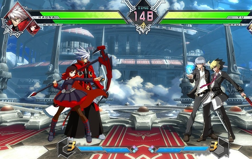 News from Japan: BlazBlue Cross Tag Battle story, 2m Monster