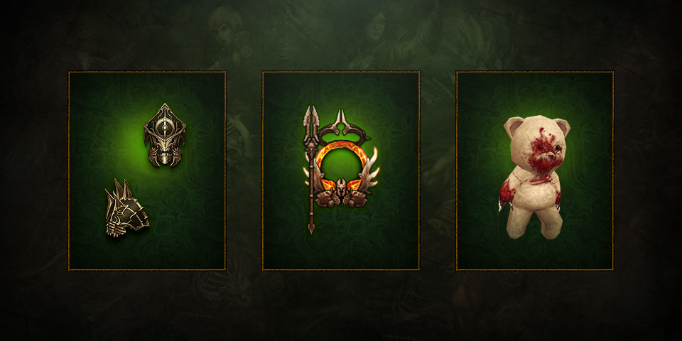 Finally, for players who haven't been able to reach Conqueror status in  previous seasons (thus having less than four stash tabs), Blizzard is  offering them ...