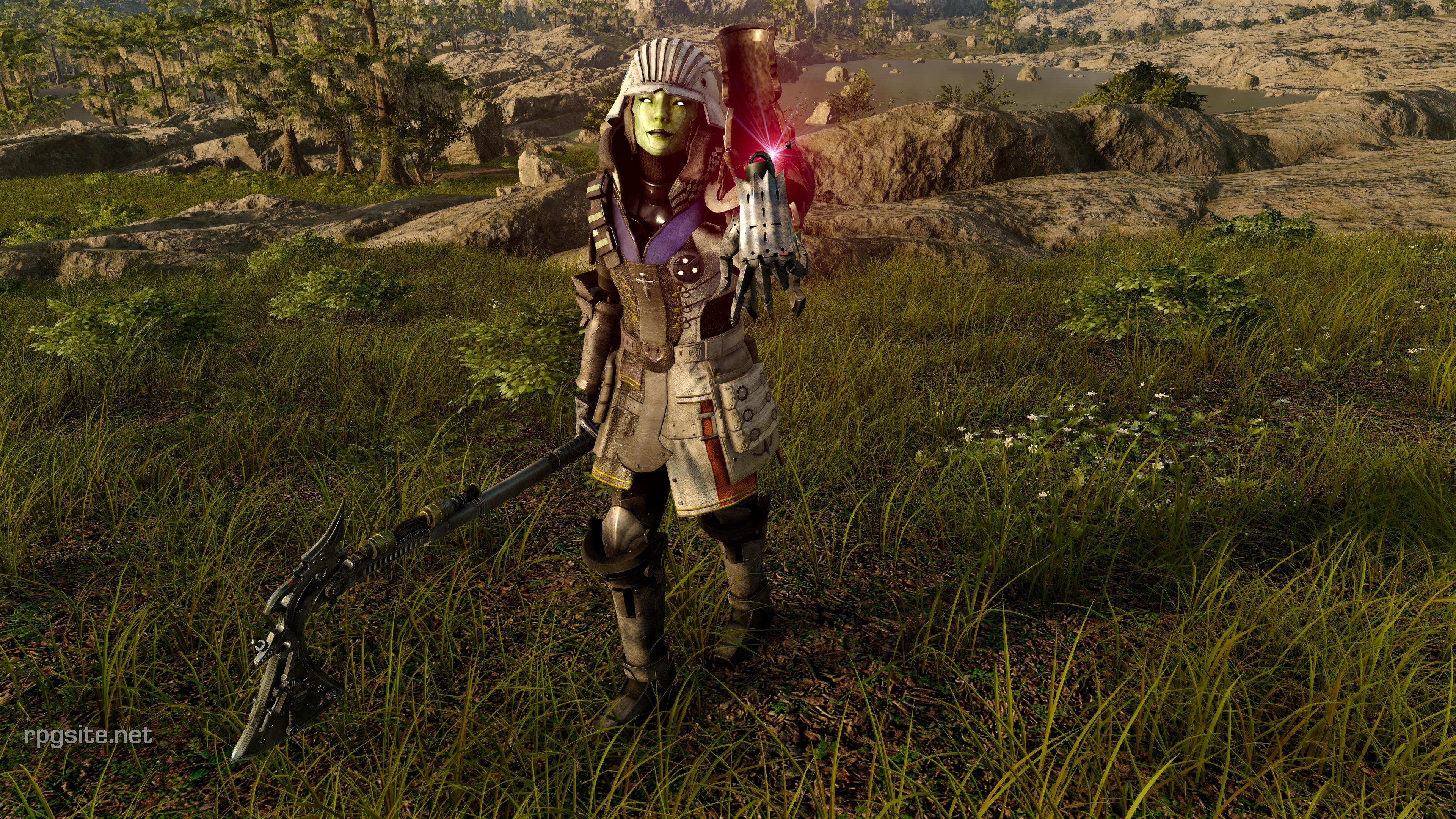 Final Fantasy 15's PC version supports Nvidia Ansel, so
