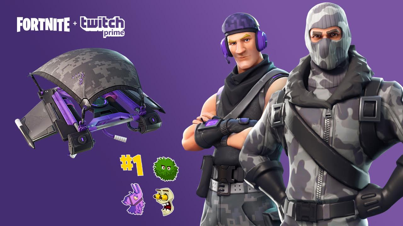 People Are Selling Fortnite Twitch Prime Skins On Ebay Vg247