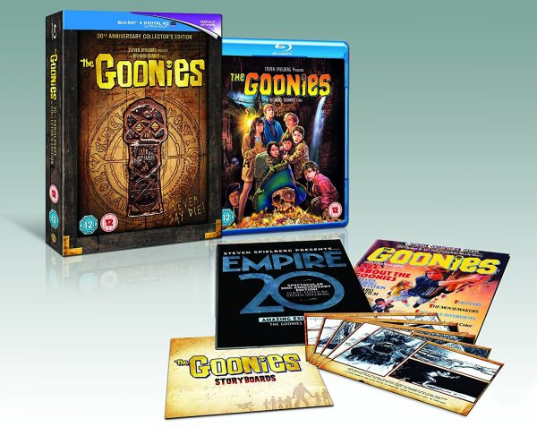 goonies 30th blu-ray