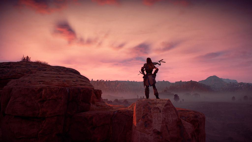 A God of War developer put the spear in Horizon Zero Dawn - VG247