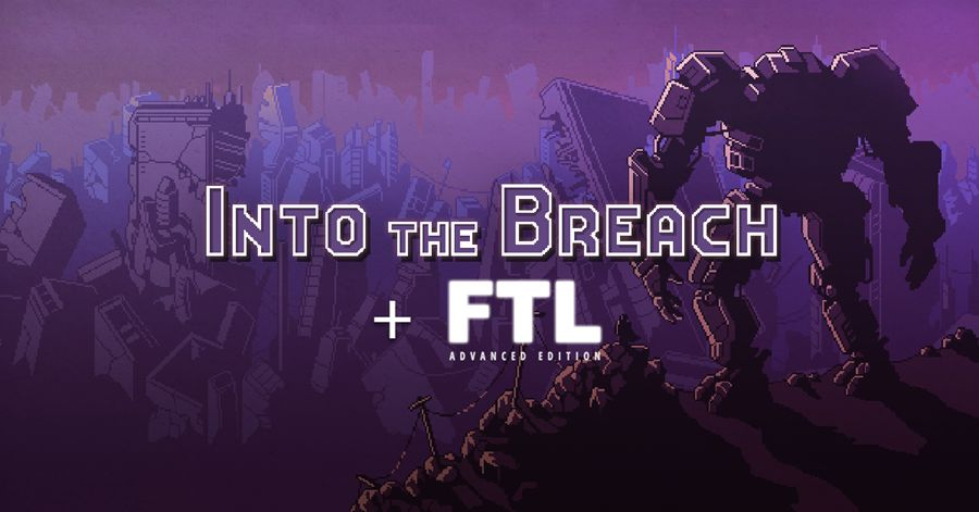 into the breach ftl - Into the Breach includes complimentary copy of FTL: Advanced Edition through GOG and Humble