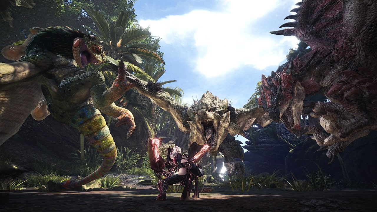 Monster Hunter World unofficial patch fixes alt-tabbing crashes