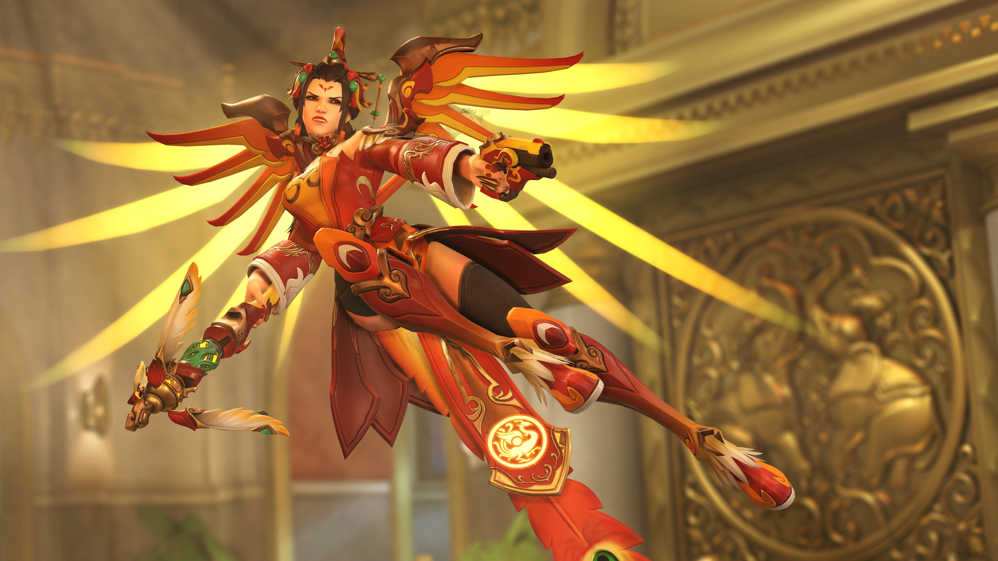Overwatch Lunar New Year 2018 kicks off with flashy new