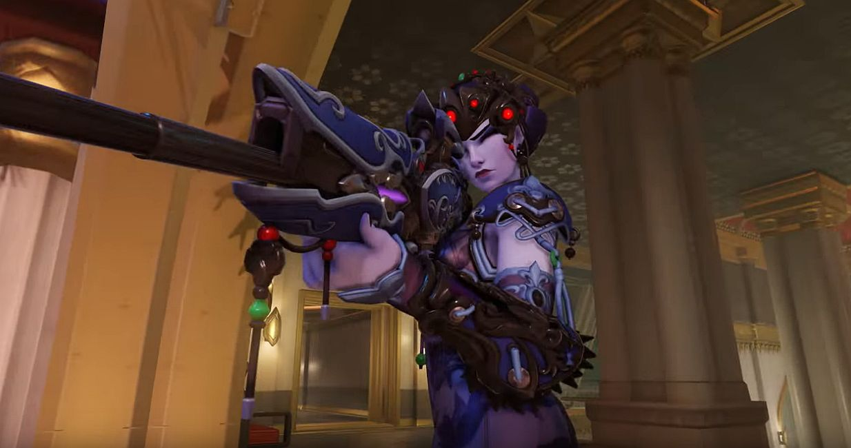 Overwatch Lunar New Year 2018 Kicks Off With Flashy New Skins And A