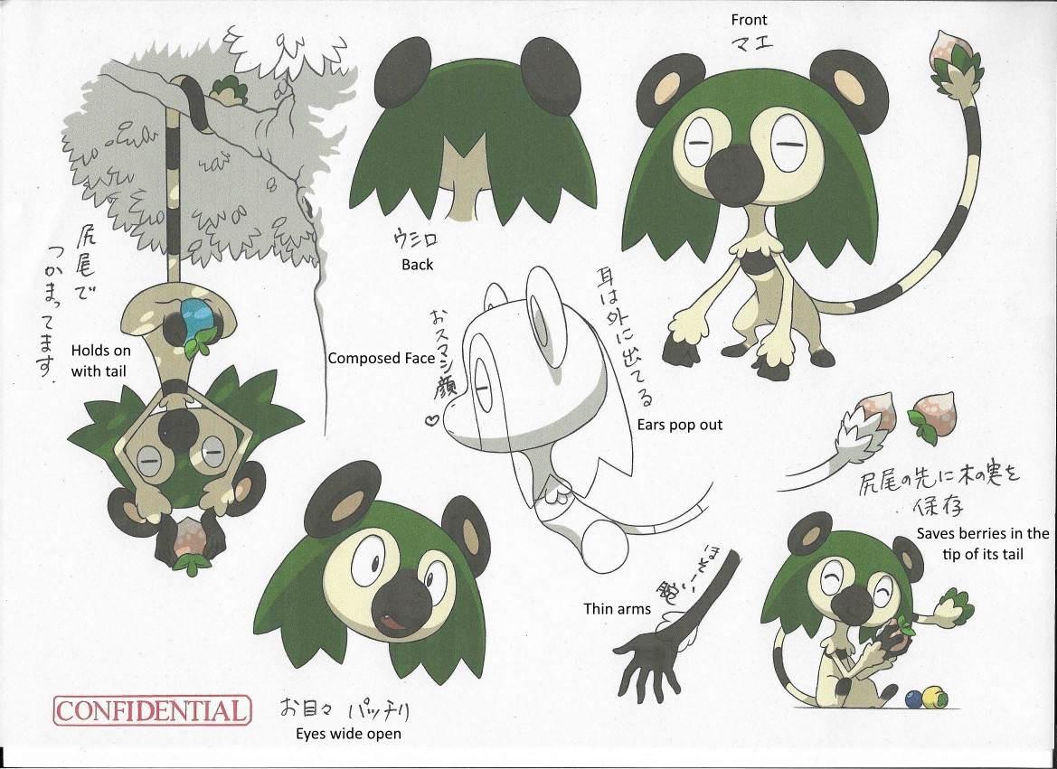 Legitimate leak or not, these Pokemon Gen 8 starter designs have