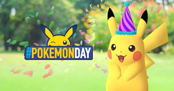 Celebrate Pokemon Day 2018 with Snapchat, Alexa, and Google Home