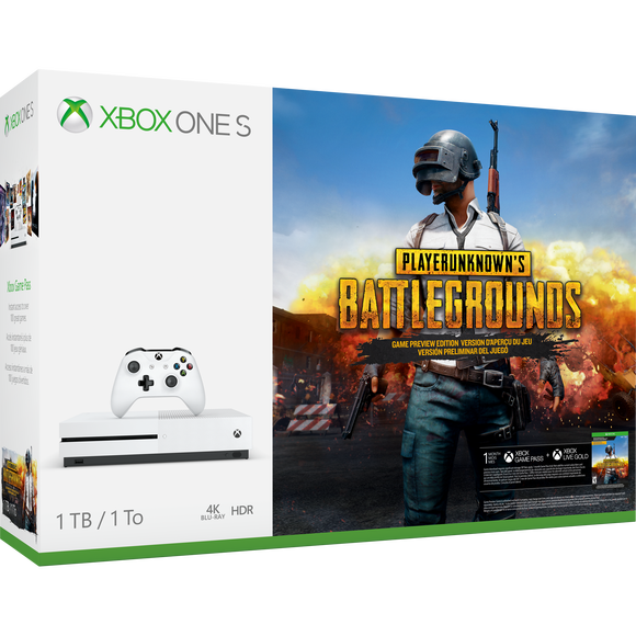 Microsoft Announces Limited Time Offers for Xbox One S, Xbox One X