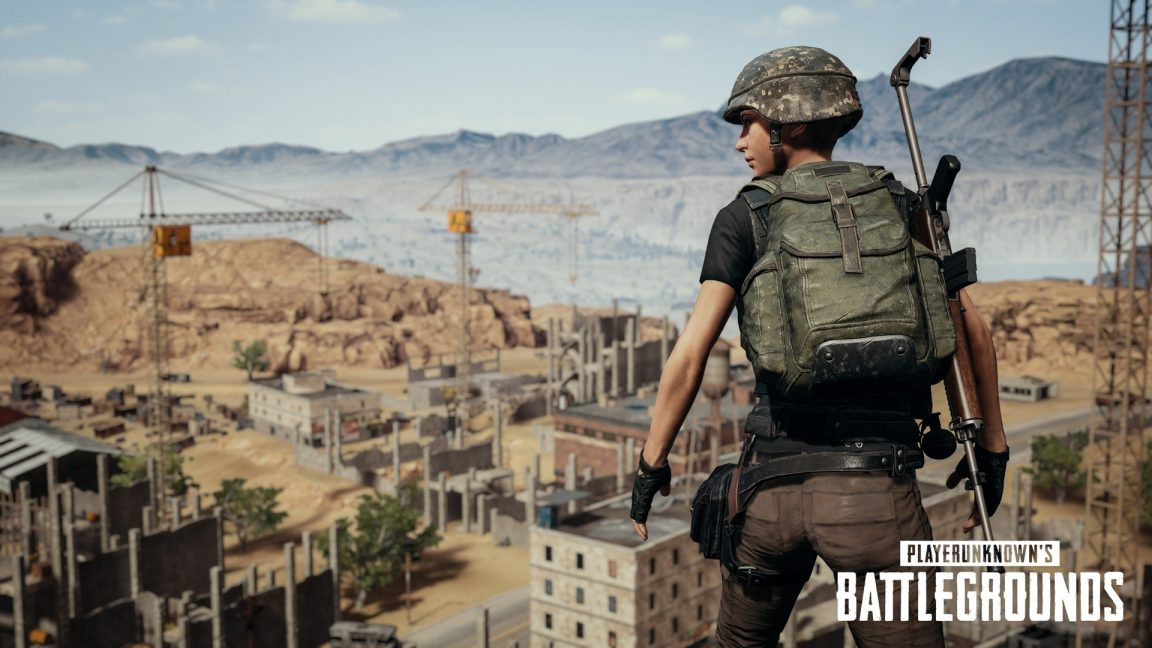 New PUBG patch adds a friends list, emotes, and Steam achievements