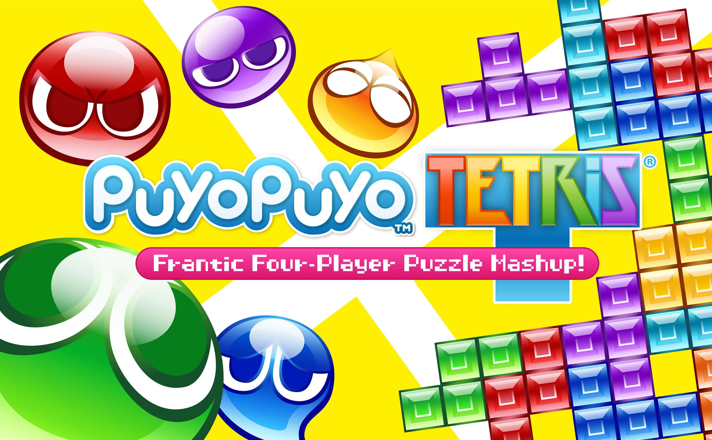Puyo Tetris Is Coming To Pc This Month Vg247 Game Nintendo Switch