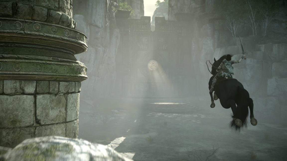 Shadow of the Colossus PS4 Guide: How to Climb