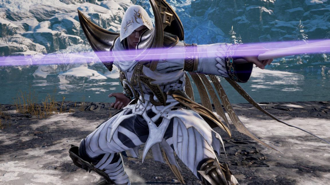 SoulCalibur 6 review: the tale of souls and swords is back