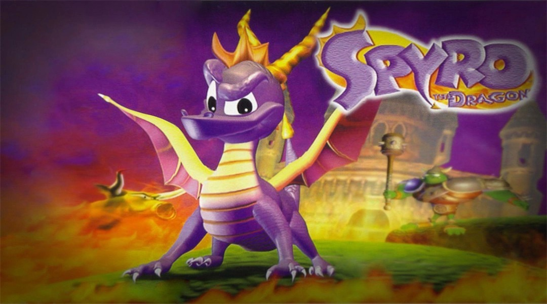 Spyro the Dragon remasters will swoop to PS4 this year