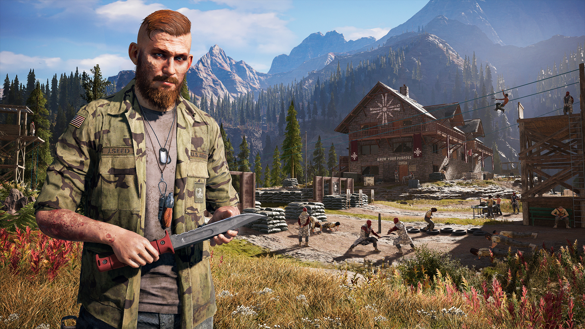 Far Cry 5 Reviews Round Up All The Scores Vg247