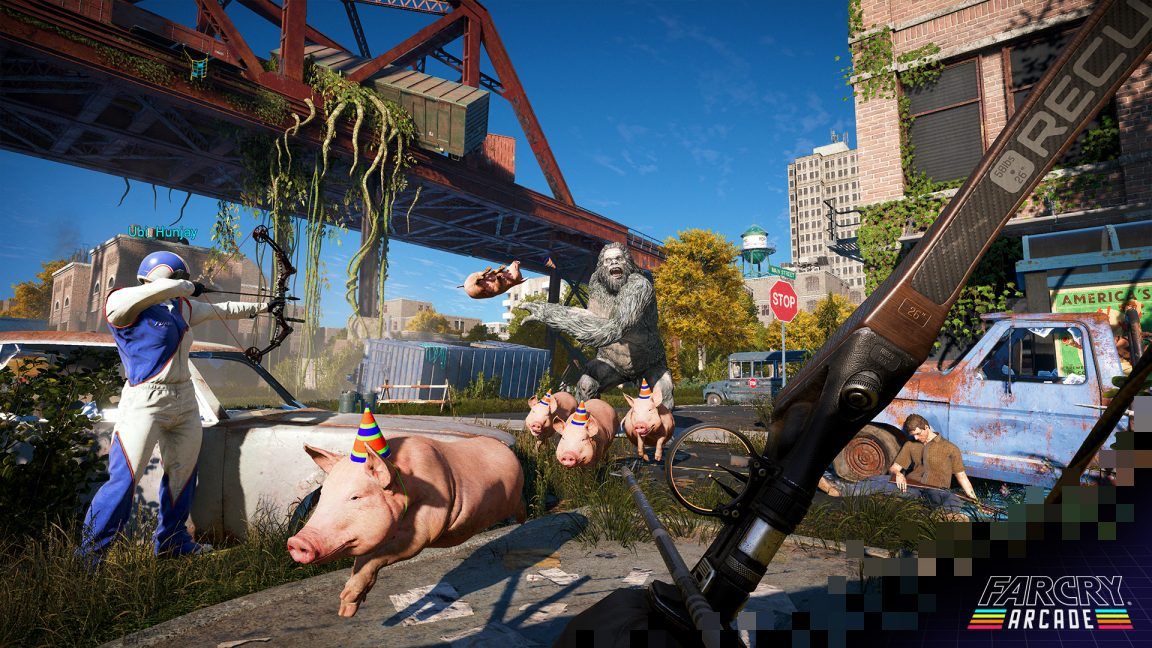 Far Cry 5 Arcade Lets You Mod Assassin S Creed Black Flag Watch